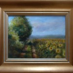 August Afternoon, SOLD
