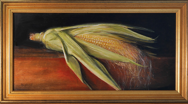 Painting - Harvest Corn