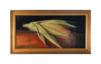 Harvest Corn, 8x16 (Sold)